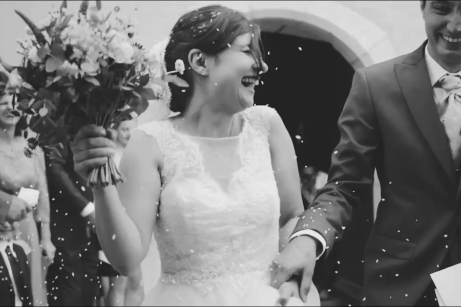 Blog l Why a wedding film ?