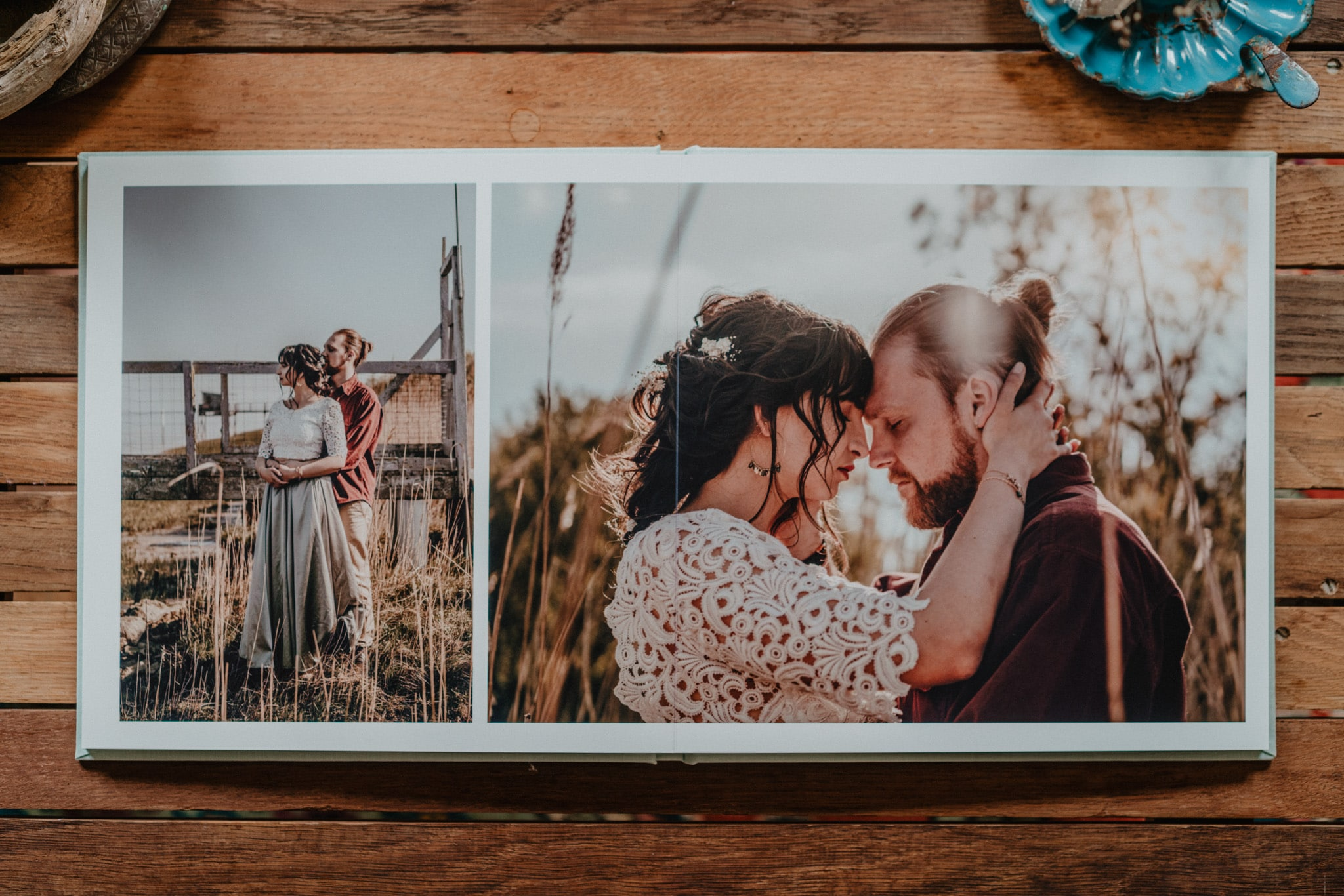 Livre de Photos de mariage – Los Caballeros Weddings