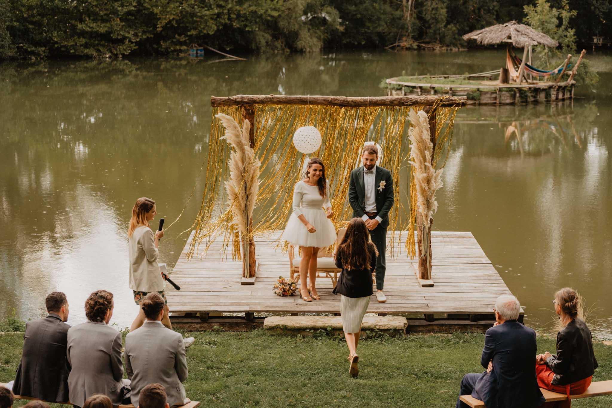 Mariage en Charente